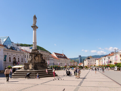 Námestie SNP, Banská Bystrica