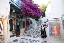 dlážděné ulice Chory
