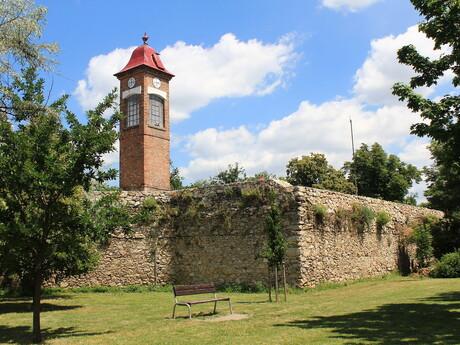 Pezinok, mestské hradby; (c) wikipedia.org - Lad. Szeghö