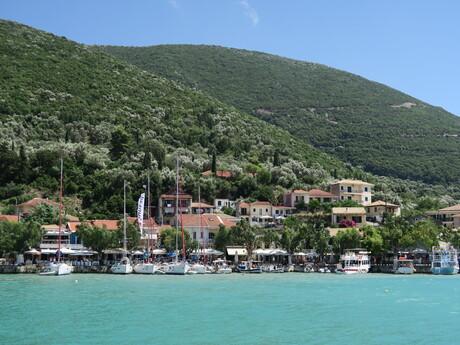 prístav vo Vassiliki