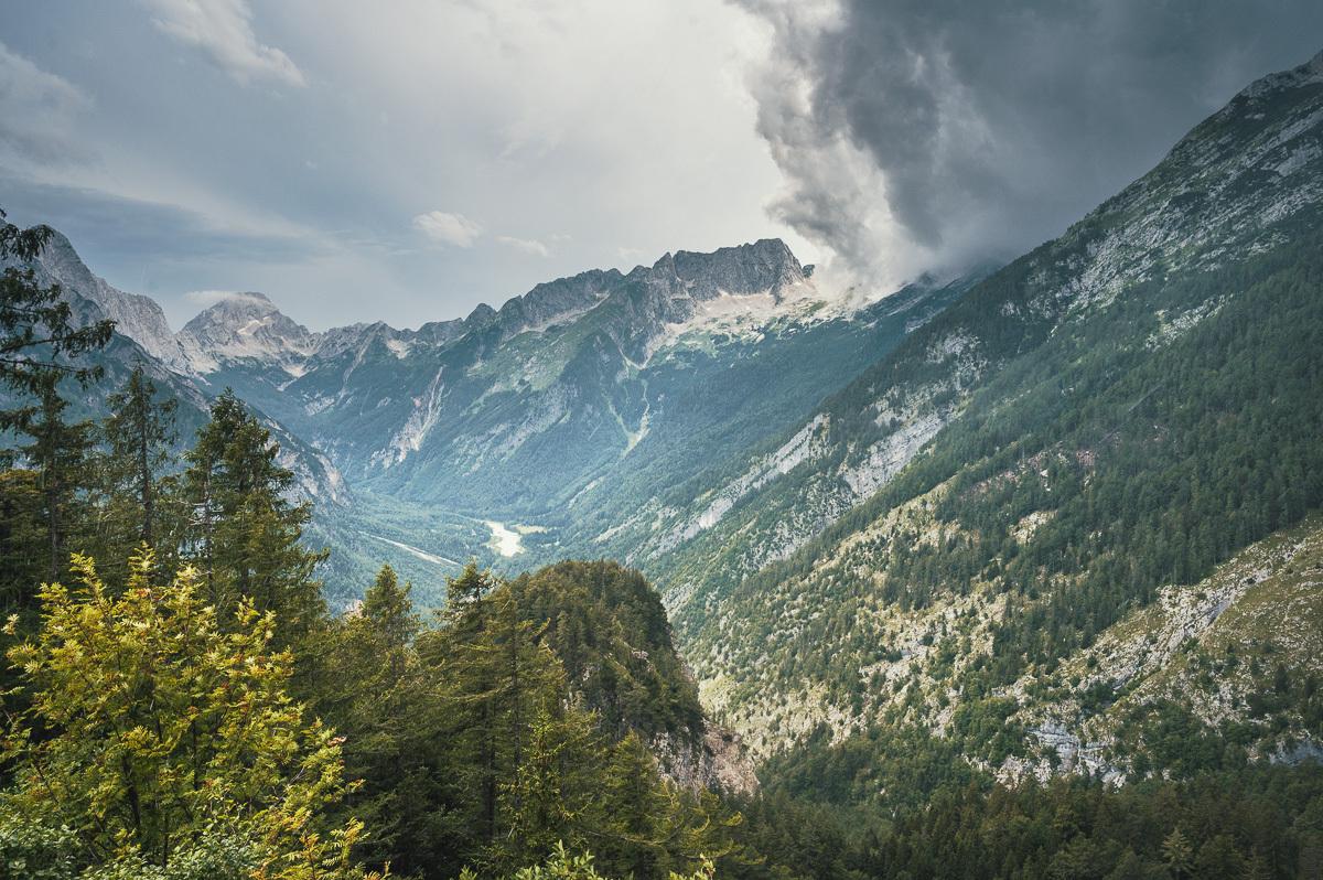 údolí Soči