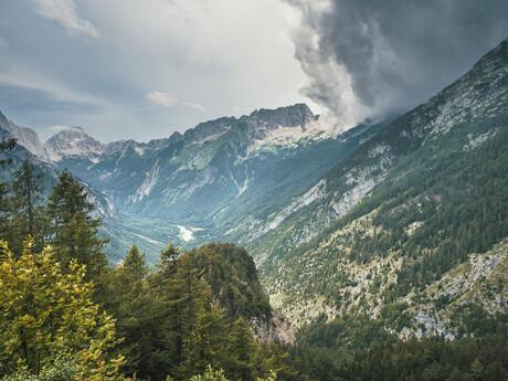 údolie Soči