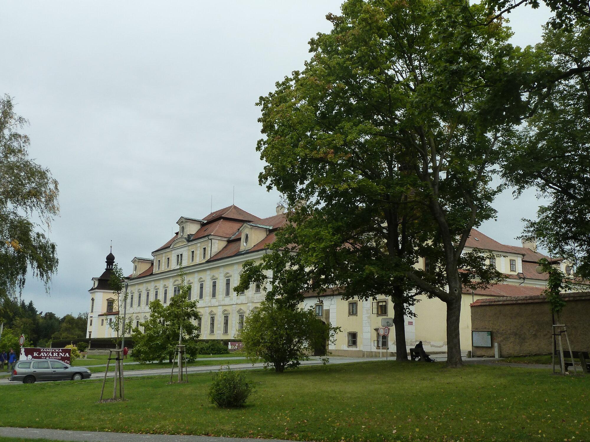 Rychnov nad Kněžnou, zámek