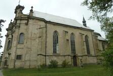 Rychnov nad Kněžnou, kostel Nejsvětější Trojice