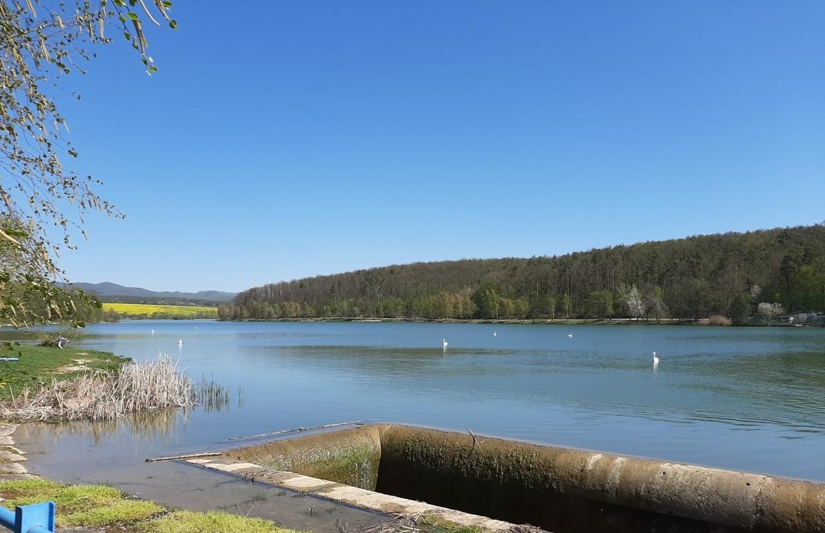 Bánovce nad Bebravou – vodní nádrž Prusy