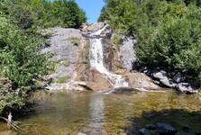 cestou na Schwarzensee – vodopády s možnosťou kúpania