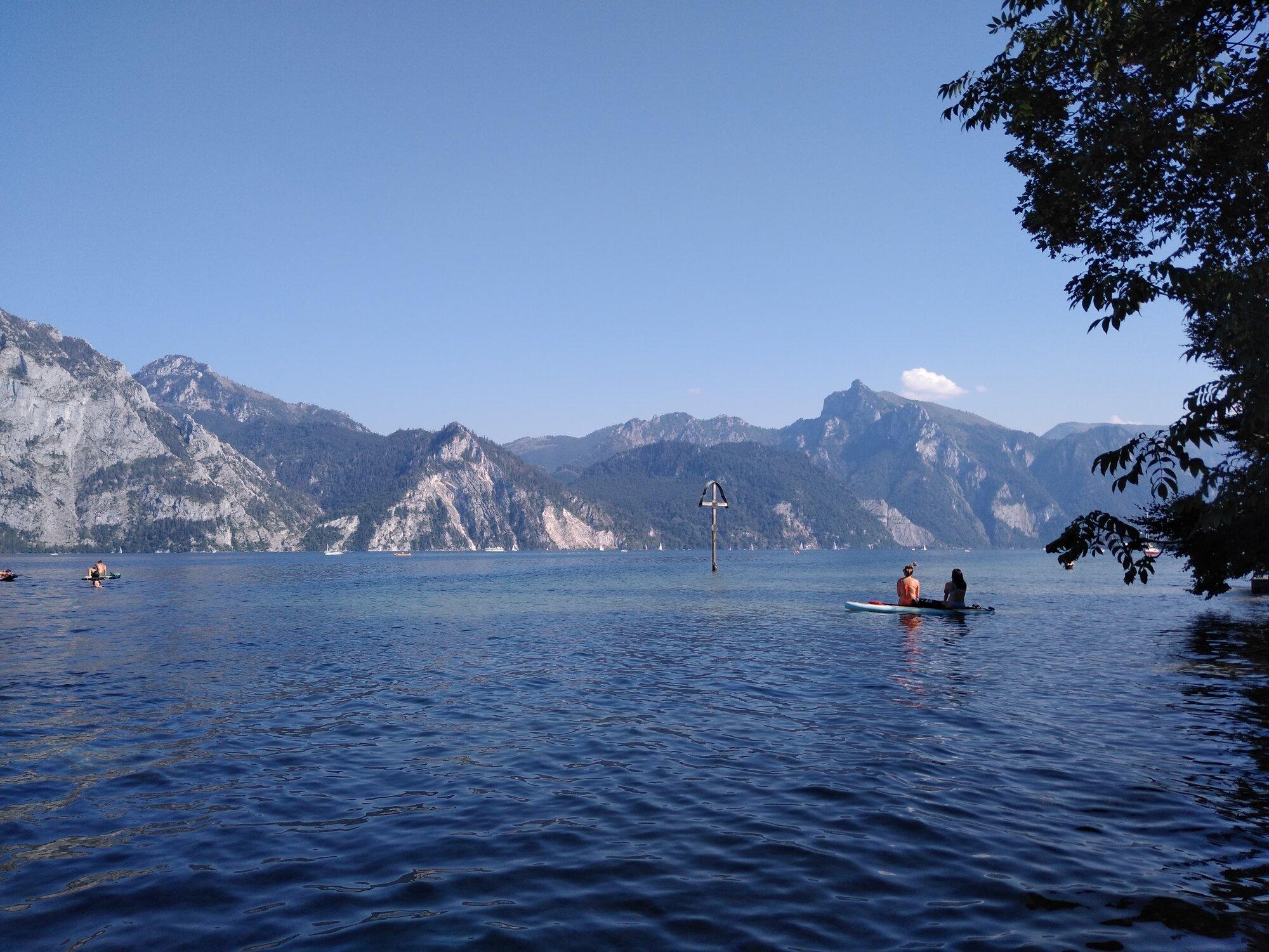 Travenské jezero