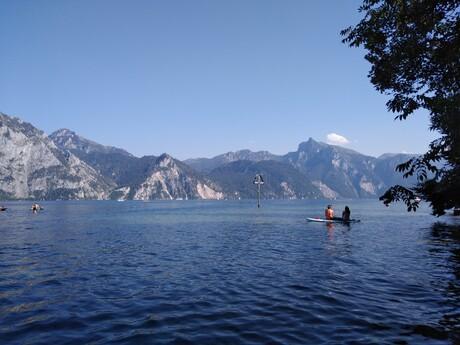 Travenské jazero