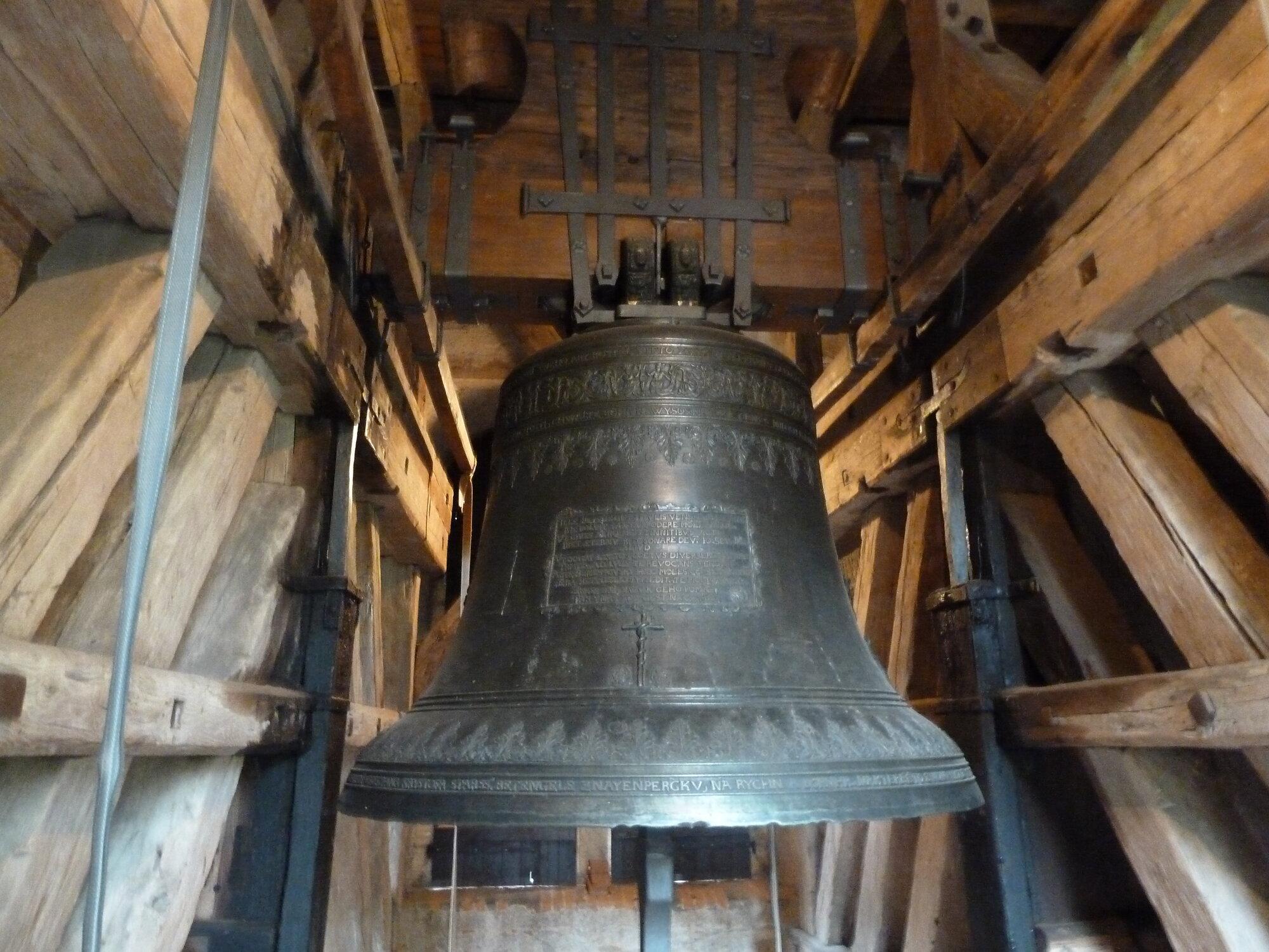 Rychnov nad Kněžnou, zvon Kryštof