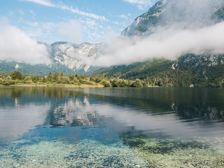 Bohinjské jazero