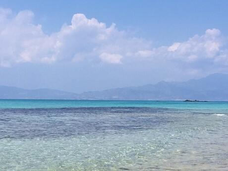 nádherne čisté more