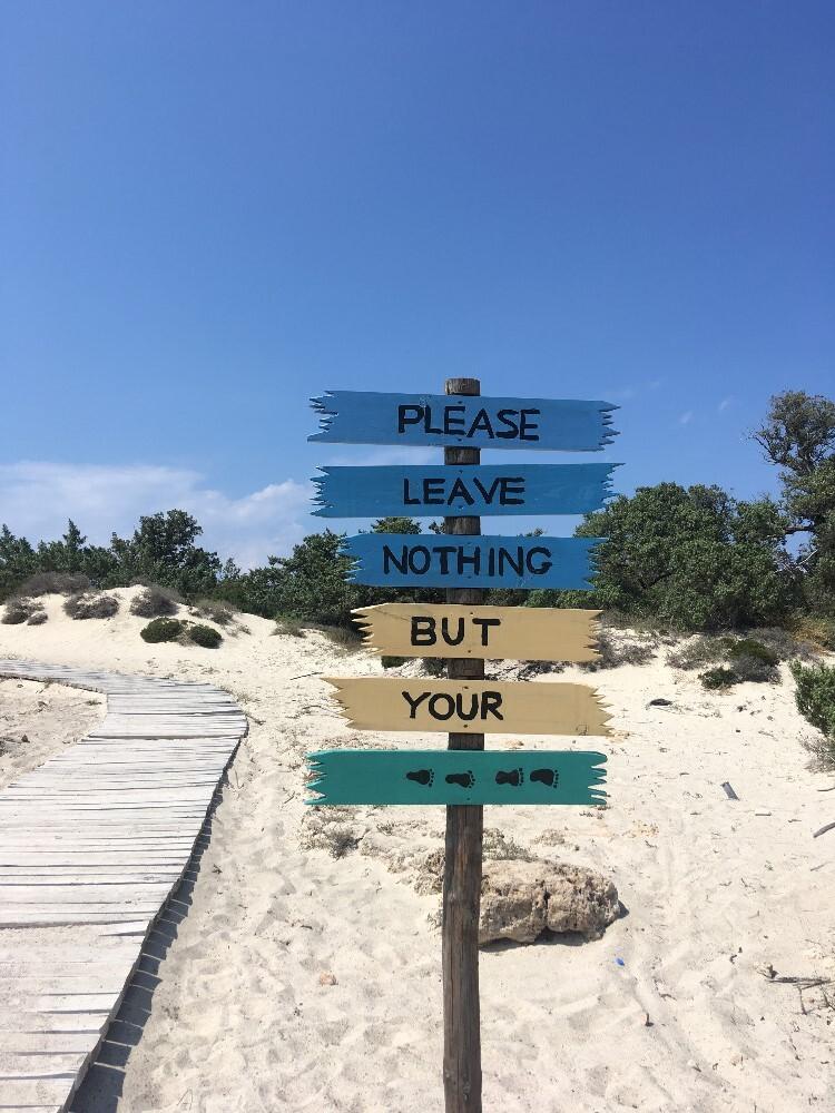 chodníček na pláž