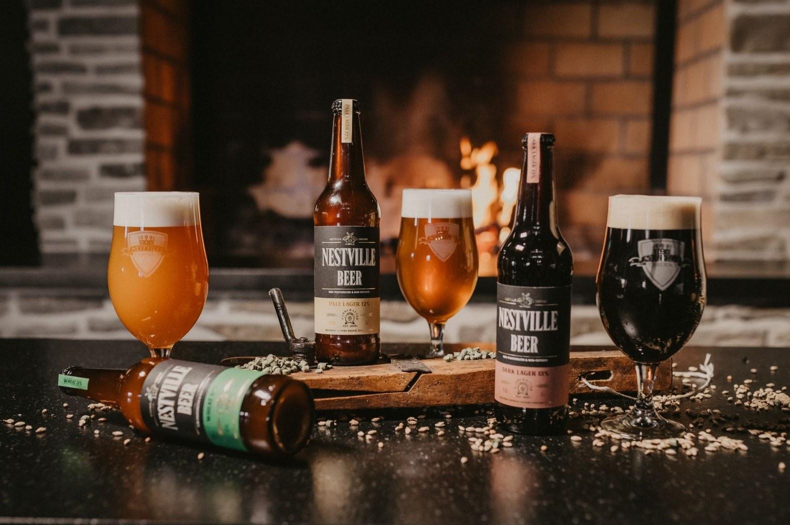 poctivé řemeslné pivo Nestville Beer