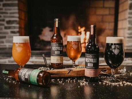 Poctivé remeselné pivo Nestville Beer