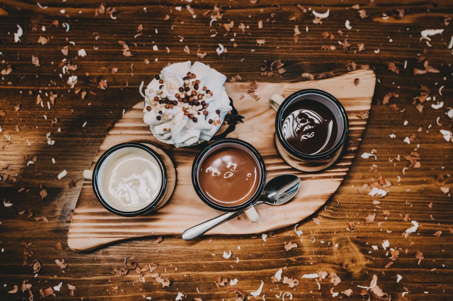 ochutnávka čokolády v Nestville Chocolate