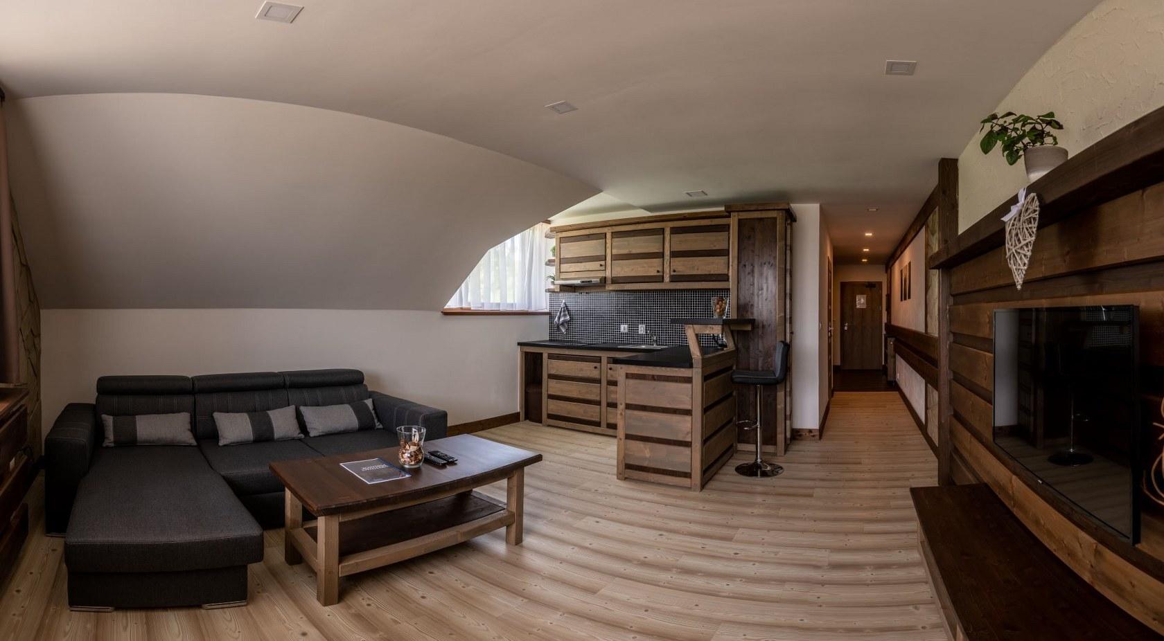 Nestville Apartments v jedinečném venkovském stylu