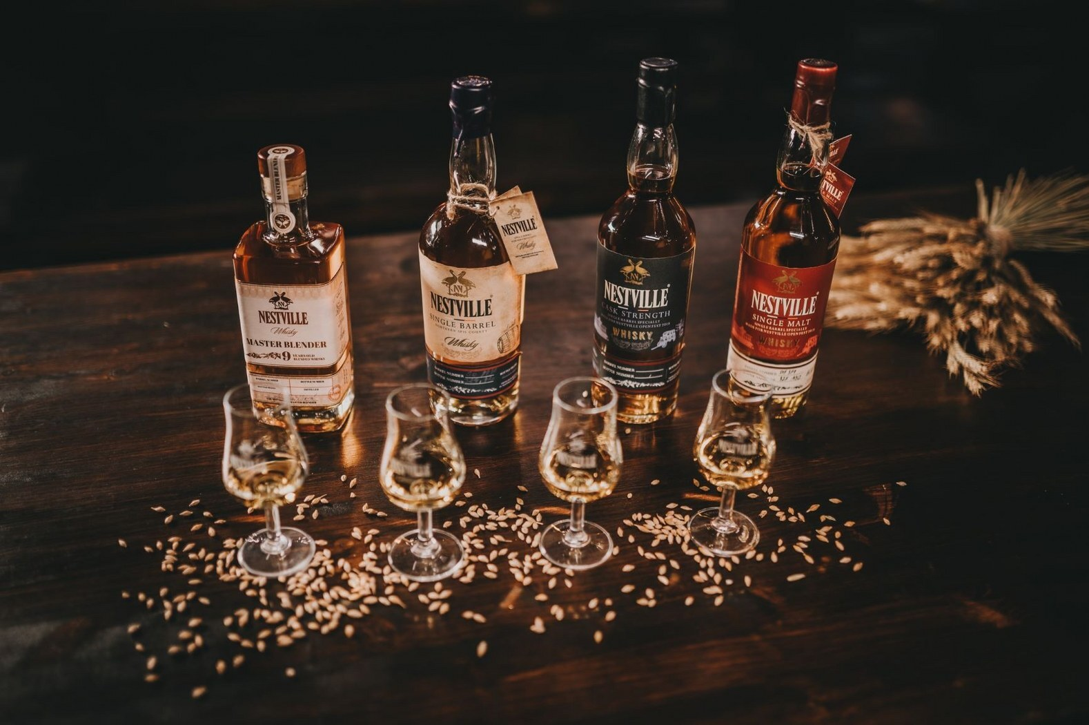 degustační program Whisky Tour Limited