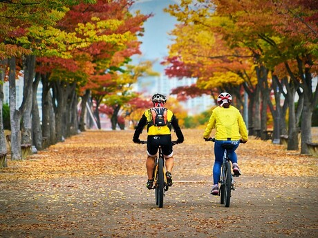fotosúťaž Jeseň na bicykli