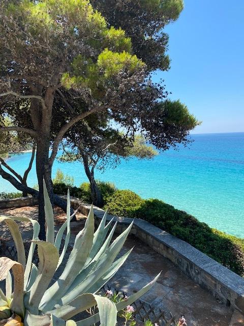 pohled na pláž Costa Costa
