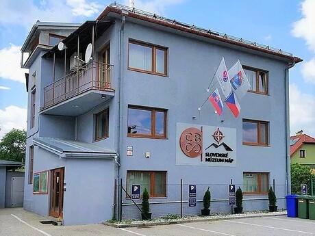 budova Slovenského múzea máp