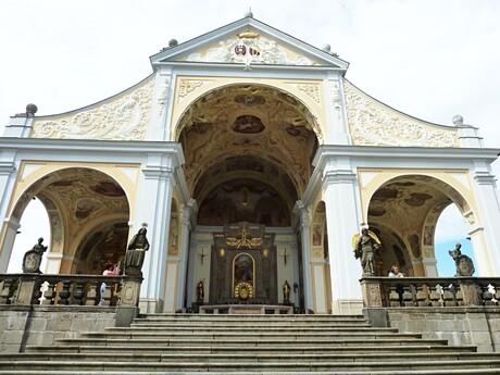 Svätá Hora, kaplnka