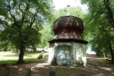 Svatá Hora, kaple se studánkou