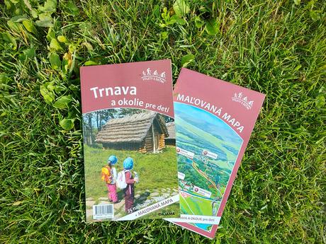 publikácia Trnava a okolie pre deti