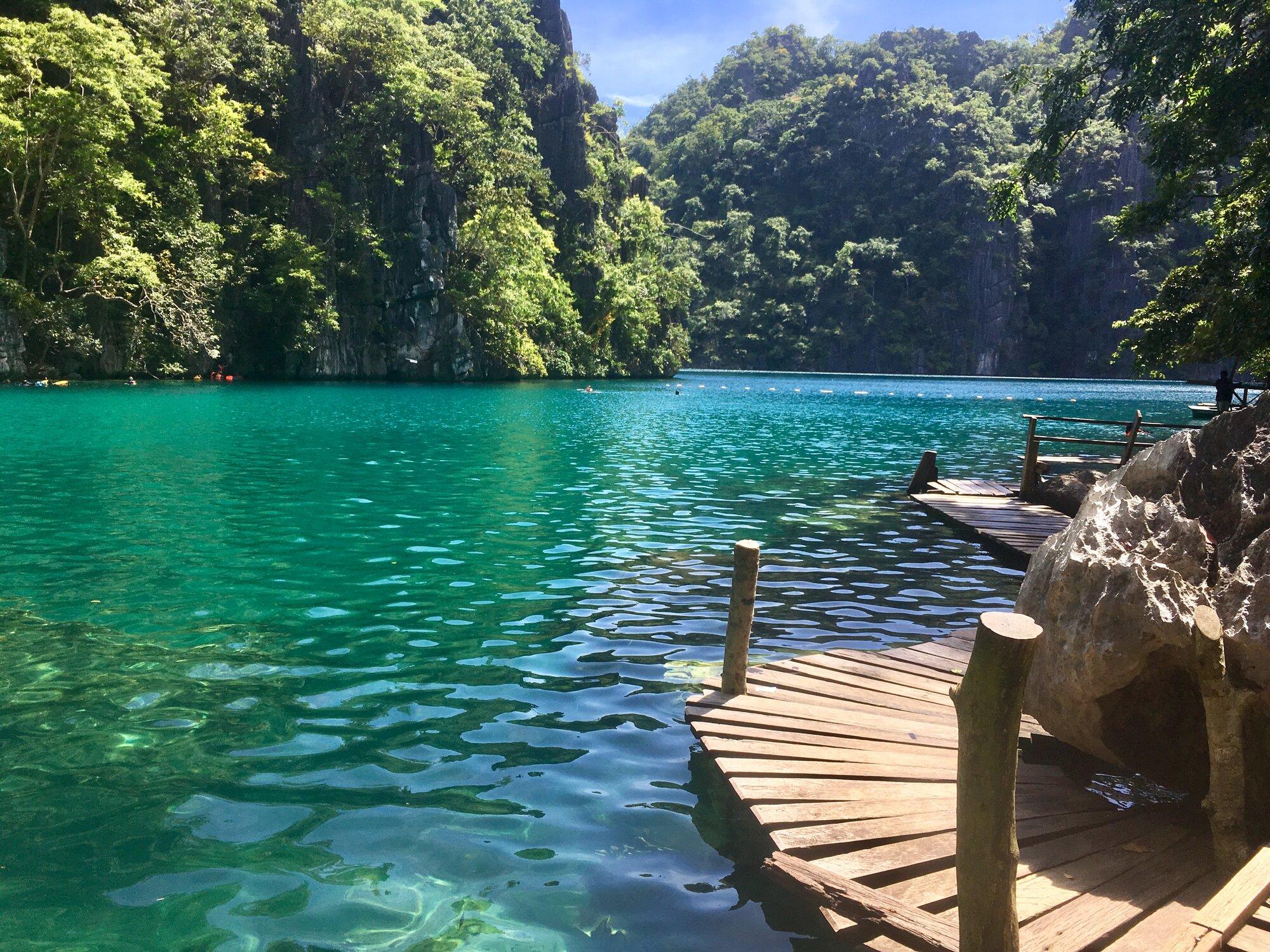 озеро Каянган