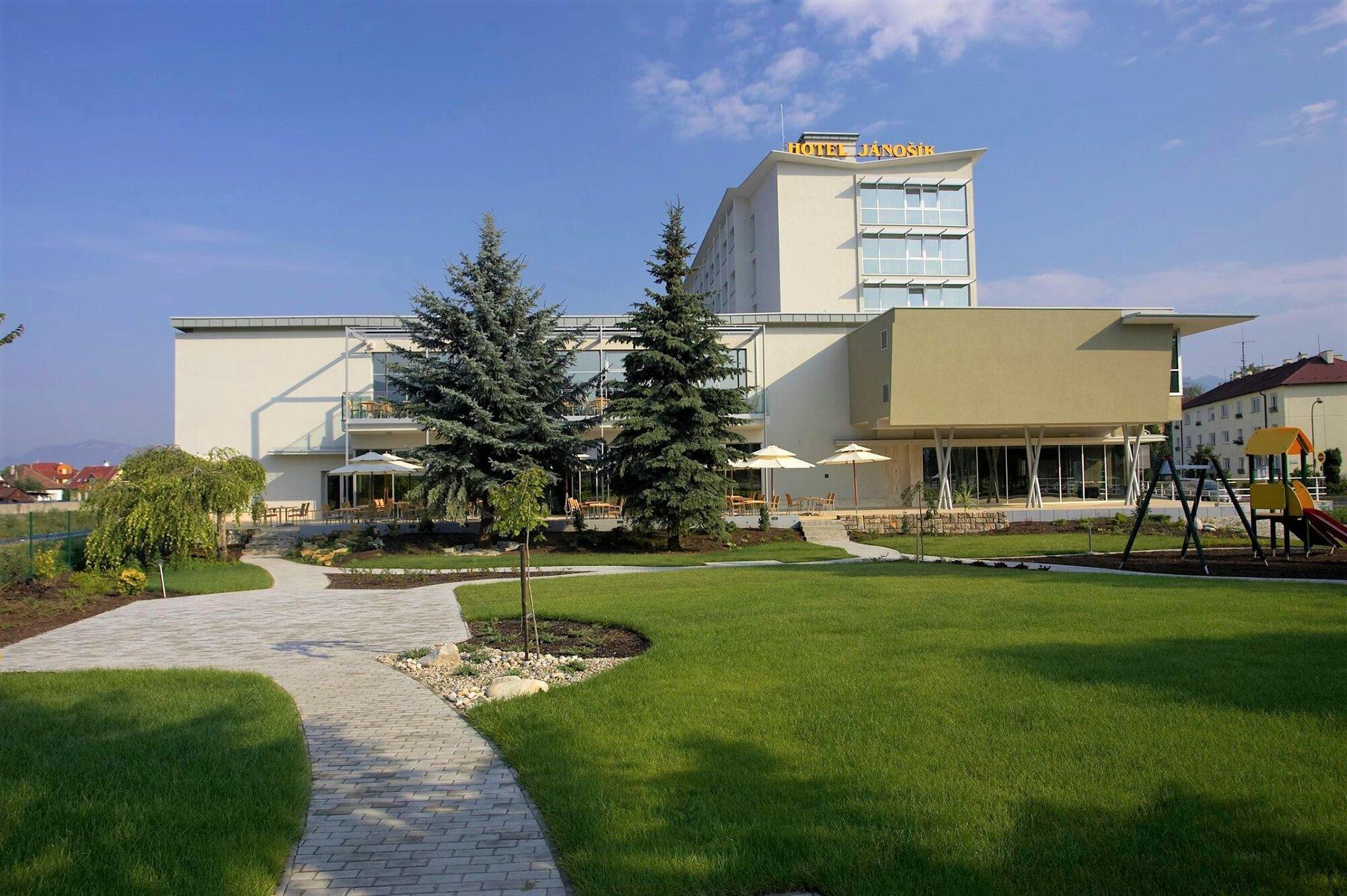 Hotel Jánošík, Liptovský Mikuláš