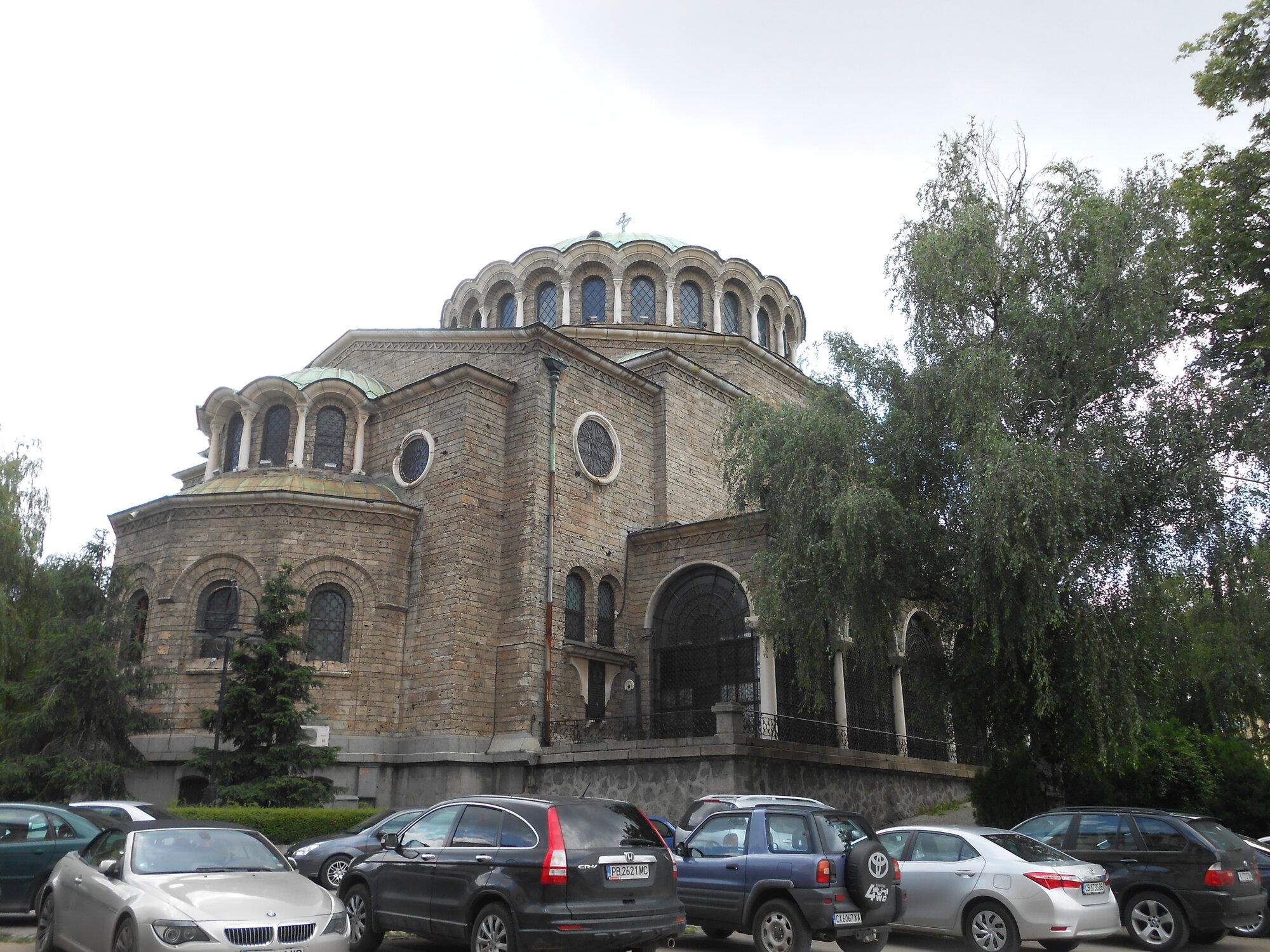 kostel sv. Nedělje