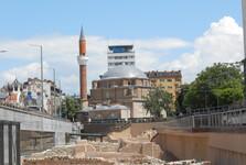 mešita Banja Baši pripomína pozostatky tureckej nadvlády v Bulharsku