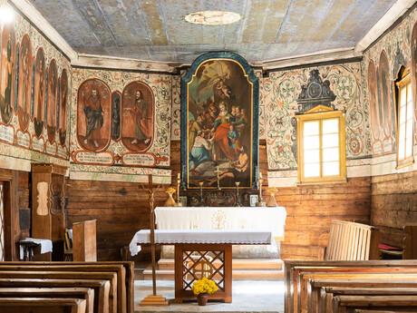 kostol sv. Alžbety