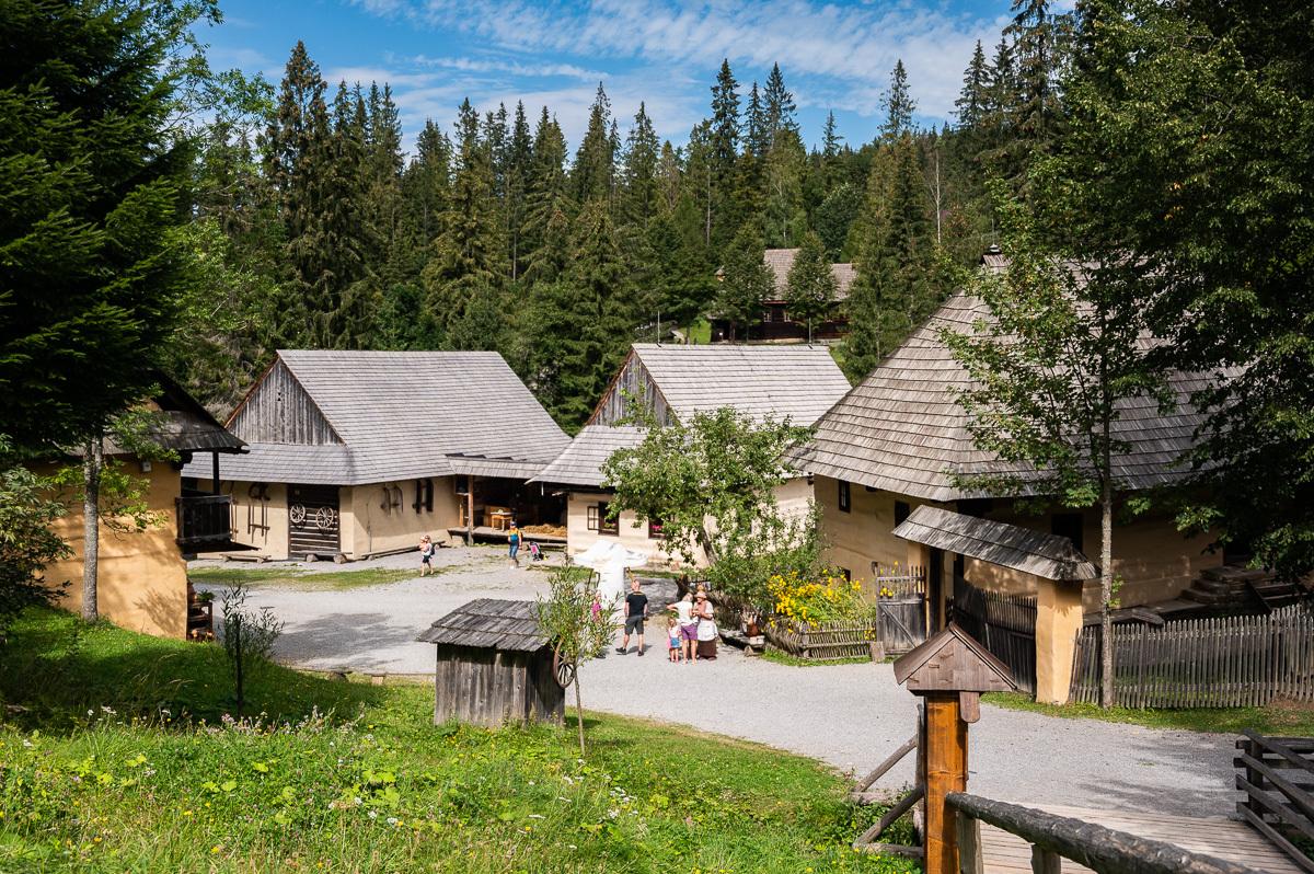 Музей оравской деревни