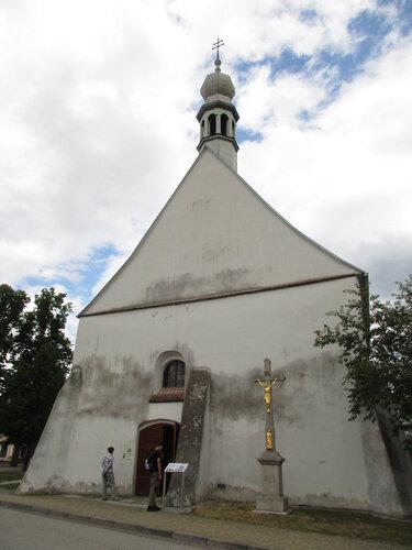 kostol sv. Václava