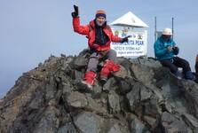 Marcel  Králik – aktivní horolezec, skialpinista a účastník lyžařských maratonů
