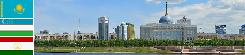 Kazachstan, Uzbekistan, Tadžikistan