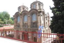 kostolík sv. Panagia Chalkeona