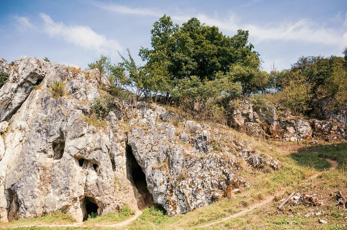 skalní amfiteátr Kolíbky