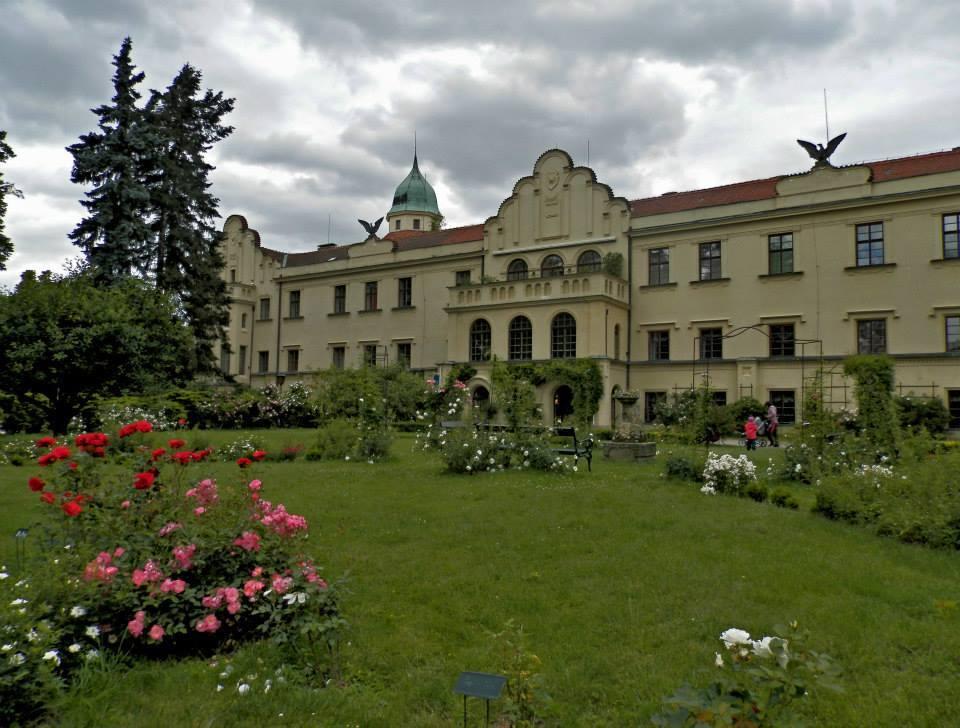 zámek Častolovice