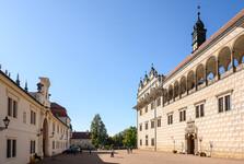 zámek a rodný dům Bedřicha Smetany