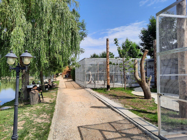 Eko Park – kontaktní zoo