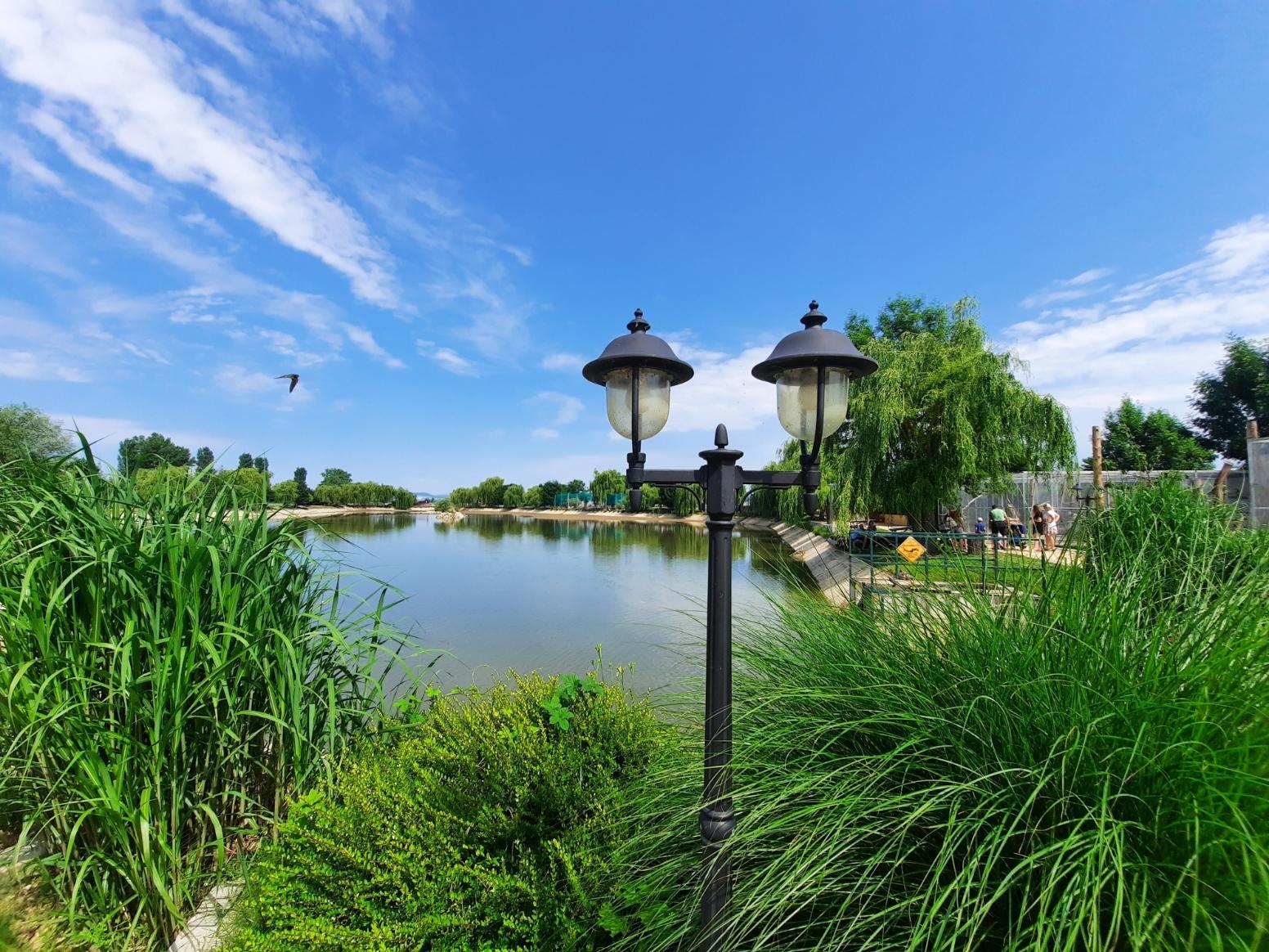 Eko Park – velké jezero
