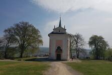 kostelík na Skalce