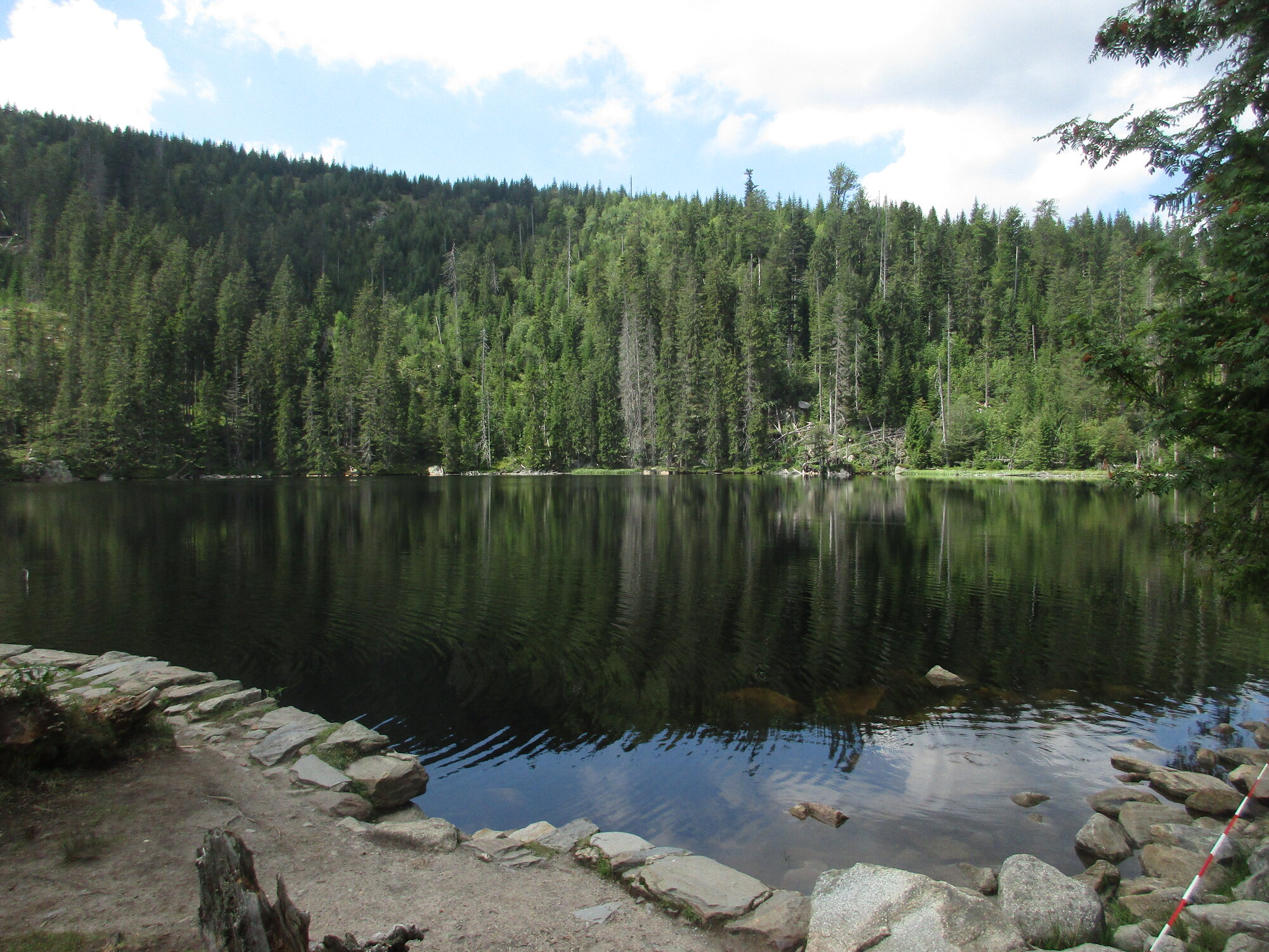 Prášilské jezero