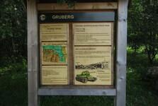 bývalá tanková střelnice Grueberg