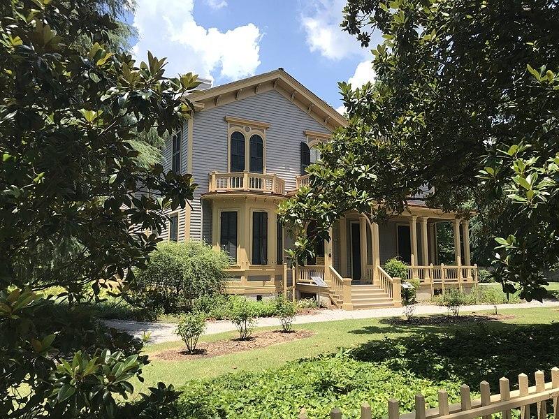 dům, ve kterém bydlel prezident Wilson
