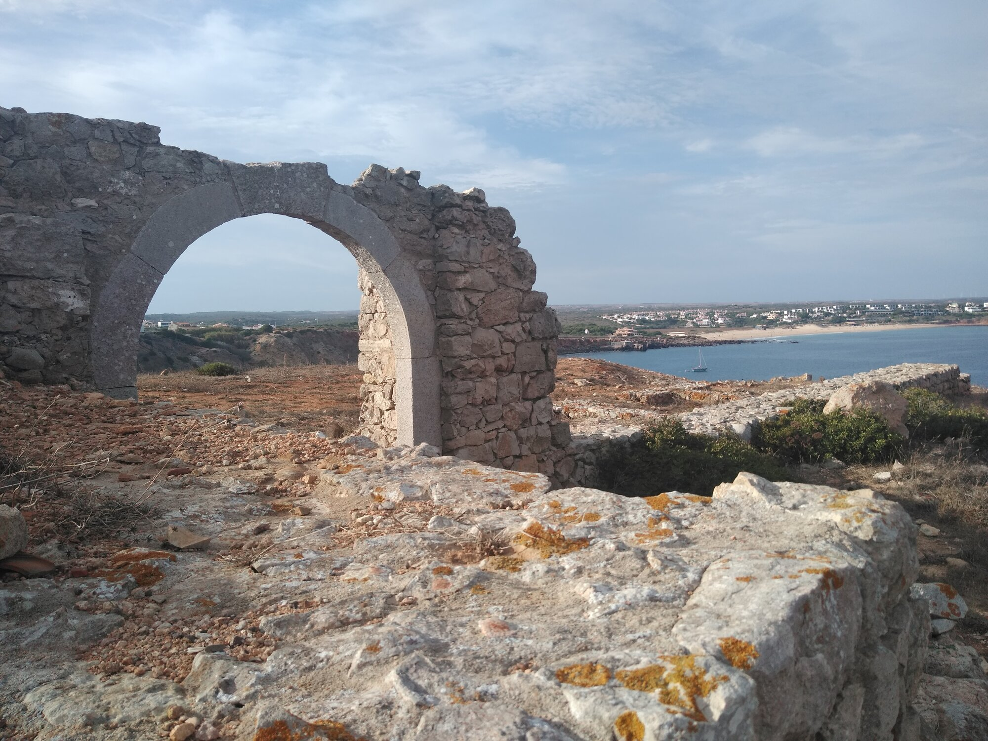 římské ruiny