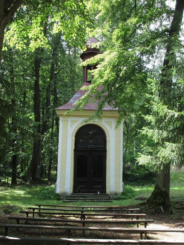 kaplička sv. Kříže