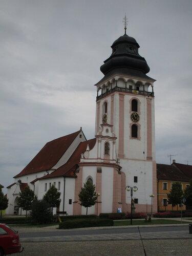 kostol sv. Mateja