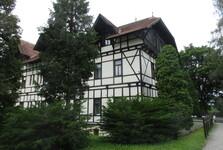 lázeňská budova Šárka